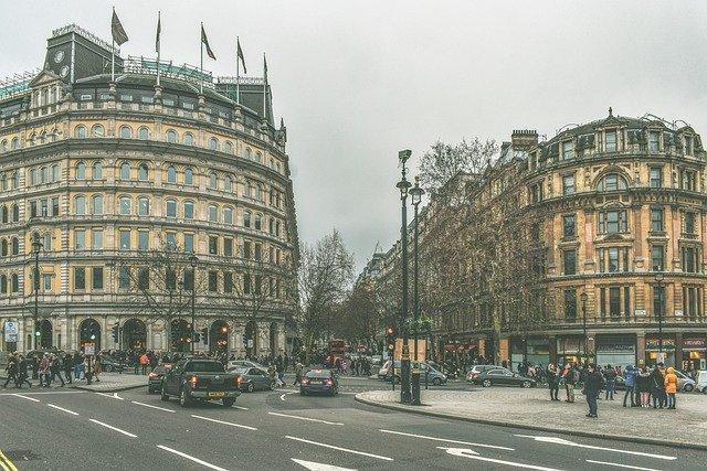 Transport do Anglii - tam i z powrotem