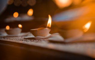 świeca zapachowa w szkle